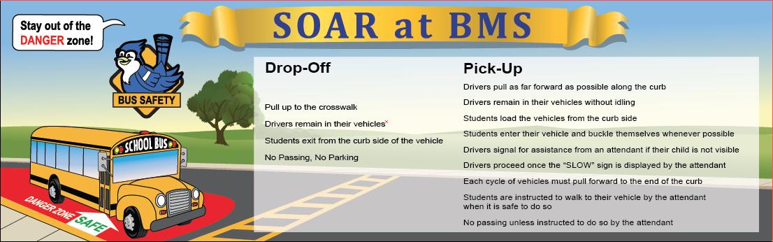 Bus Safety Banner