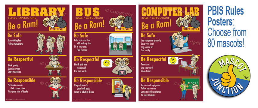 Ram Rules Poster