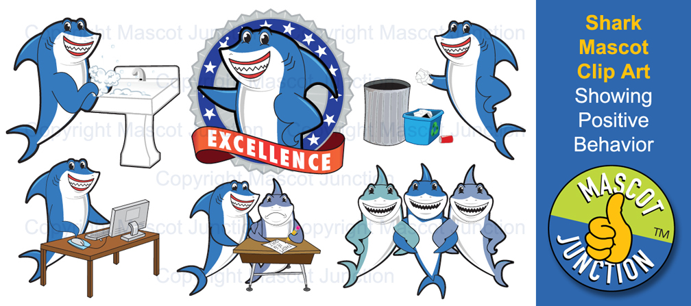 Shark Clip Art Examples